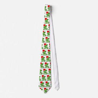 Coole WeihnachtsKrawatte! Individuelle Krawatte