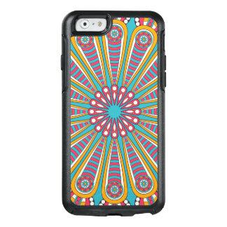 Cooler bunter Boho Mandala OtterBox iPhone 6/6s Hülle