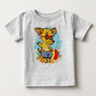 Cooler Hund Baby T-shirt