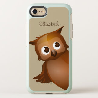 Cooler niedlicher Name-lustiges OtterBox Symmetry iPhone 8/7 Hülle