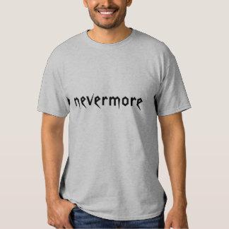 "Cooler Rabe Edgar Allan Poe ""Nevermore"" entwerfen Hemd"