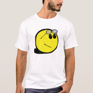 cooler Smiley T-Shirt