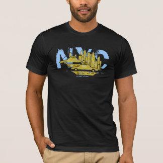 Cooler städtischer T - Shirt grafischer Kunst New