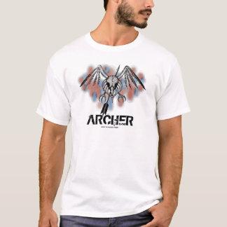 Cooler T - Shirtentwurf der grafischen Kunst des T-Shirt