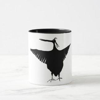 Cooler Vogel Tasse