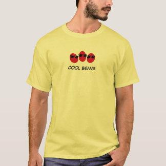 Cooles Bohnen-Shirt T-Shirt