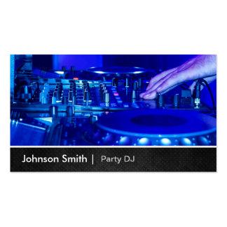 DJ Visitenkarten