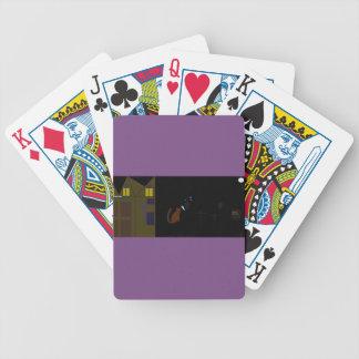 cooles Halloween-Pokerkarten-Set Bicycle Spielkarten