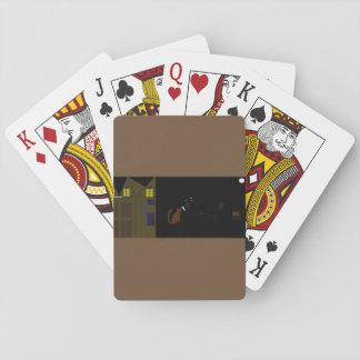 cooles Halloween-Pokerkarten-Set Spielkarten