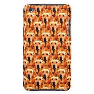Cooles Hundekunst-Hündchen-goldener Retriever iPod Touch Hüllen