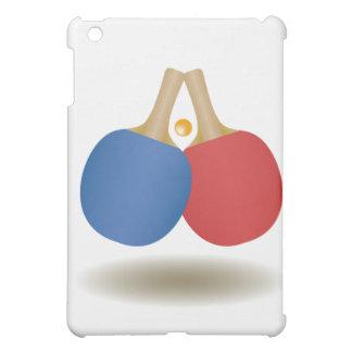 Cooles Ping Pong Emblem 2 iPad Mini Hülle