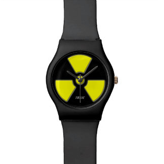 Cooles radioaktives uhr