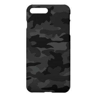 Cooles schwarzes und graues iPhone 7 plus hülle