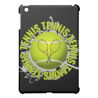 Cooles Tennis-Emblem iPad Mini Hülle