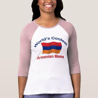 Coolste armenische Mutter T-Shirt