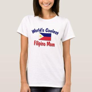 Coolste philippinische Mamma T-Shirt