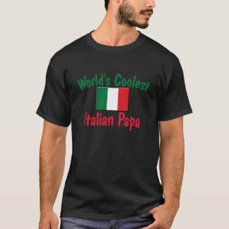 Coolster italienischer Papa T-Shirt