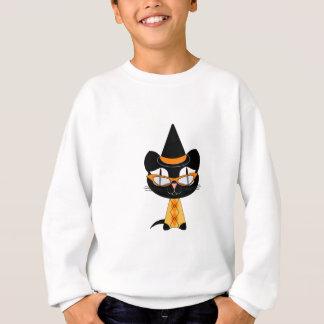 Coolsville Halloween Miezekatze Sweatshirt