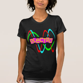 Corey Tiger-80er Vintage Electro Tshirt