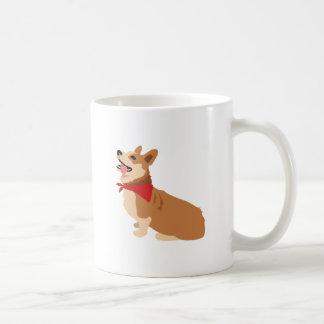 Corgi-Hund Kaffeetasse