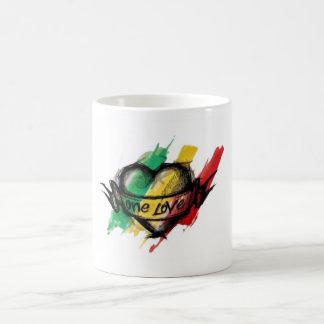 Cori Reith Rasta Liebe Reggae einer Kaffeetasse