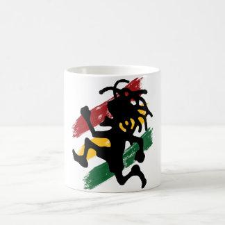 Cori Reith Rasta Reggae Kaffeetasse