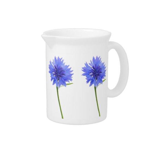 Cornflowerblau Getränke Pitcher