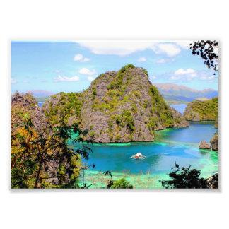 Coron in Palawan Fotografische Drucke