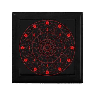 Cosmosys Gift Box Kleine Quadratische Schatulle