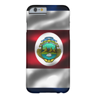 Costa Rica-Flagge iPhone 6 Fall Barely There iPhone 6 Hülle