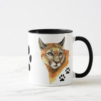 Cougar, Puma, Gebirgslöwe AnimalAnimal Tasse
