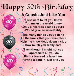 Geburtstag Des Cousins Notizblocke Zazzle At