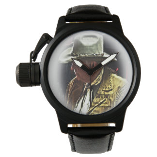 """Cowboy "" Armbanduhr"