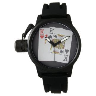 Cowboy-Taschen-Könige, Armbanduhr