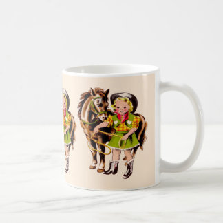Cowgirl-Kind Tasse