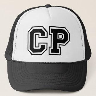 """CP"" Monogramm Truckerkappe"