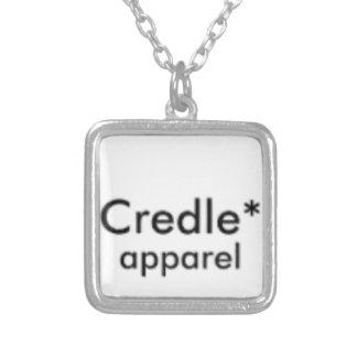 Credle Kleiderprodukte Versilberte Kette