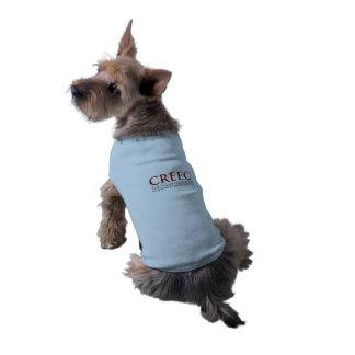 CREEC Hündchen-T - Shirt Ärmelfreies Hunde-Shirt
