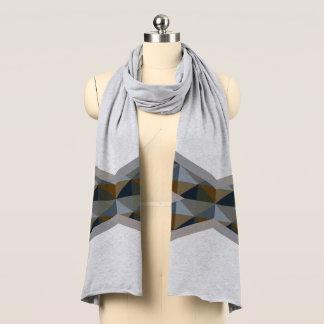 Criss Querdiamant-Schal Schal