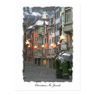 Zürich Postkarten