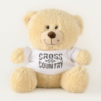 Cross Country Teddybär