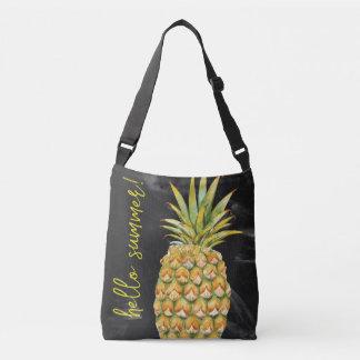 Crossbody Taschentasche der Ananas/des Seesternes Tragetaschen Mit Langen Trägern