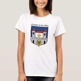 Crossen ein der Oder T-Shirt