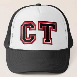 """""""Ct-"""" Monogramm Truckerkappe"""