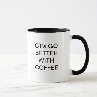 CT PASSEN BESSER ZUM KAFFEE TASSE