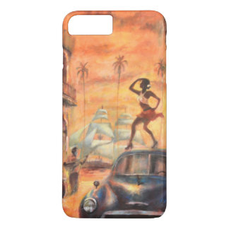 Cuban tanzt iPhone 8 plus/7 plus hülle