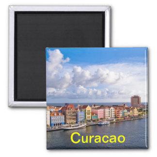 Curaçao-Magnet Quadratischer Magnet