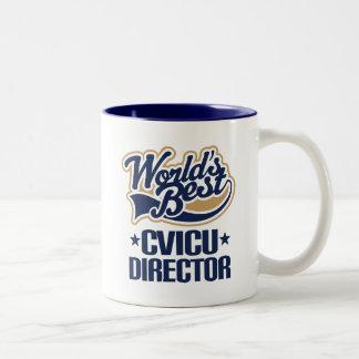 CVICU Direktor Appreciation Gift Mug Zweifarbige Tasse