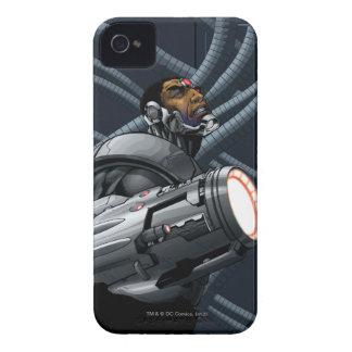 Cyborg-u. Waffen-Fehlschlag iPhone 4 Hüllen