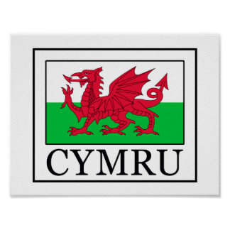 Cymru Poster